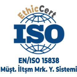 ISO 15838 - Müşteri Memnuniyeti Yönetim Sistemi