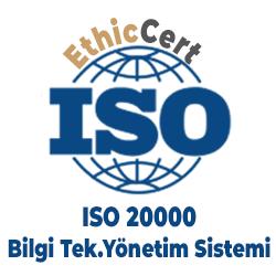 ISO 20000 - Bilgi Teknolojileri Yönetim Sistemi