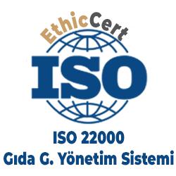 ISO 22000 - Gıda Güvenliği Yönetim Sistemi