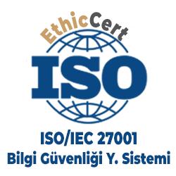 ISO/IEC 27001 - Bilgi Güvenliği Yönetim Sistemi