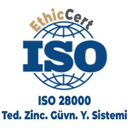 ISO 28000 - Tedarik Zinciri Güvenlik Yönetim Sistemi