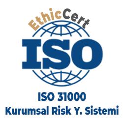 ISO 31000 - Kurumsal Risk Yönetim Sistemi